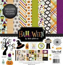 Image result for Echo park Halloween layouts