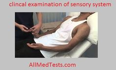 Clinical Examination of Sensory System
