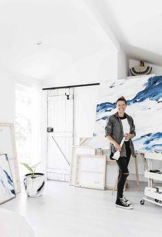 An Interior Designer S Daylesford Weatherboard Cottage