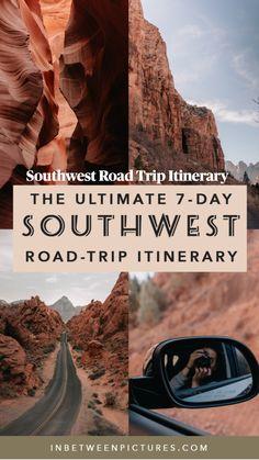 New Orleans, New York, Arizona Road Trip, Sedona Arizona, Moab Utah, Arizona Travel, Travel Oklahoma, Texas Travel, Us Road Trip