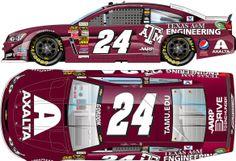 Collegiate Paint Schemes in NASCAR's Sprint Cup Series | Fan4Racing  http://fan4racing.com/2014/04/01/collegiate-paint-schemes-in-nascars-sprint-cup-series/