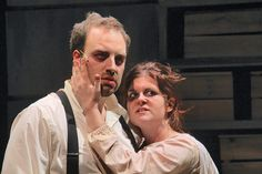 """""""This is not your grandma's Sweeney Todd. Don't expect this to be the Angela Lansbury 'Sweeney Todd,' nor is it the Helena Bonham Carter and Johnny Depp movie,"""" Kelsey Kohlenberger (Mrs. Lovett) said. """"This show is stripped down to the roots of the psychological thriller that is 'Sweeney Todd.'"""""""