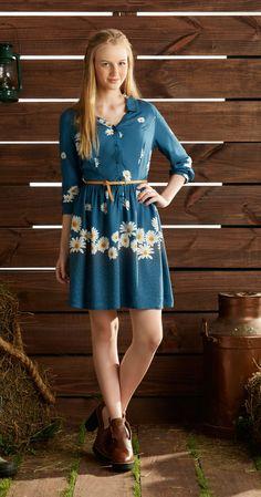 Só na Antix Store você encontra Vestido Margaridas II com exclusividade na internet