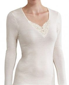 White LONG JANES SET LADIES THERMAL UNDERWARE SHORT SLEEVED// CAMISOLE VEST