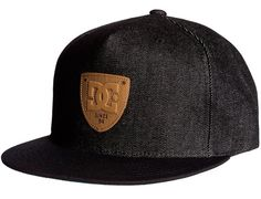 "DC SHOES ""Global"" Snapback Cap"