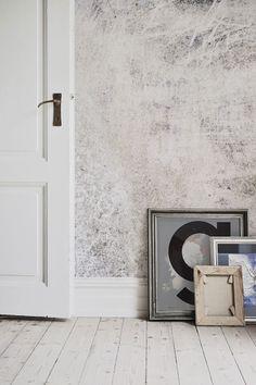 Rustic Render Wall M