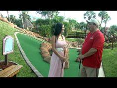 Check out Chris! Miniature Golf, Florida Beaches, Golf Courses, Check, San Carlos