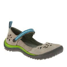 Jambu Women's Brooks Flat,Grey,10 M US $99.00 #Jambu #Shoes