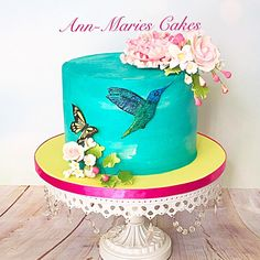 Spring in the garden - Cake by Ann-Marie Youngblood