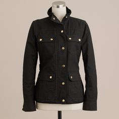 The downtown field jacket : cotton | J.Crew