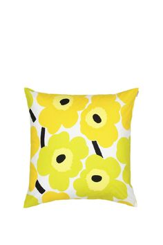 UNIKKO PILLOW COVER - LIME 20 X 20