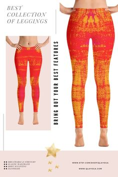 If you love the beauty of colors, you can't miss out on these stunning stretchy leggings. We design it with love and care so you can have a perfect pair of leggings for your workout #leggings #yogapants #gymleggings #womenleggings  #yogawear #festivalleggings #workoutleggings #fitnessleggings #sportswear #yogabottoms #yogawear #yogaclothes #yogaclothing #festivalleggings #festivalwear #festivalclothes #yogaoutfit #sportsoutfit #workoutpants #sexyleggings #sexypants #trainingleggings Red Leggings, Printed Leggings, Workout Leggings, Workout Pants, Women's Leggings, Festival Wear, Festival Outfits, Running Pants, Body Sculpting