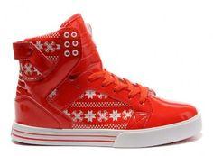 Women Supra Skytop Red White Pattern [Women Supra Skytop Red White Pattern] - $81.00 : Cheap Supra Shoes For Sale Online, cheap supra shoes,buy cheap supra shoes,new supra shoes 2013