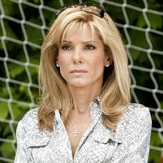 Sandra Bullock in The Blind Side: Another Oscar hopeful?