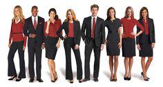 Professionally Corporate Uniforms in Melbourne