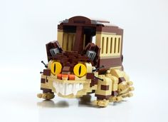 LEGO Totoro & Catbus - Please support my project if you'd like to see it made into a real LEGO project! ideas.lego.com/projects/124007 Thank you! #totoro #catbus #ghibli #studioghibli #miyazaki #hayao #meow #rawr #bus #LEGO #LEGOideas