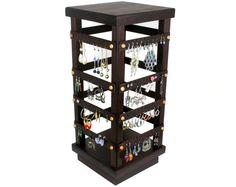 Jewelry Organizer  Jewelry Display  Earring by TomsEarringHolders, $154.99