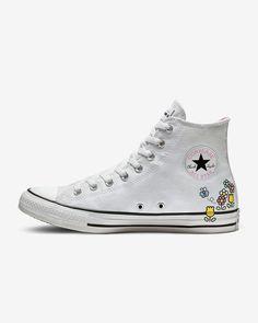3ba11a9950b9 Converse x Hello Kitty Chuck Taylor All Star High Top Unisex Shoe Converse