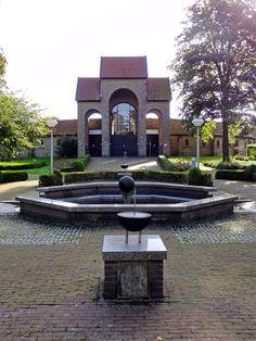 Bonifatiuskapel aan de Bronlaan in Dokkum