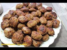 En kolay Tavuk köftesi tarifi- Hähnchenfrikadellen- Ramazan tarifleri - YouTube