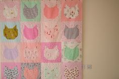 Meow quilt
