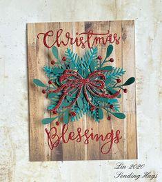 Sending Hugs: Christmas Blessings