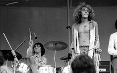 The Who at Isle of Wight (1969)