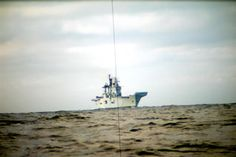How to Sink an Aircraft Carrier — War Is Boring — HMS Illustrious in HMCS Corner Brooks' sights. Canadian navy photo.