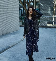"""With all the crazy surrounding what happened with """"Running Man"""", Song Ji Hyo escapes into the silence of Hong Kong with the January 2017 issue of Singles. We think this woman deserves s… Running Man Cast, Ji Hyo Running Man, Korean Beauty, Asian Beauty, Ali Wong, Constance Wu, Angelababy, Korean Actresses, Celebs"""