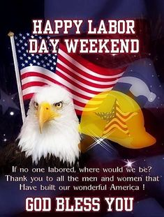 Happy Labor Day Weekend God Bless You Labor Day Usa, Labour Day Weekend, Happy Labor Day, Happy Weekend Quotes, Happy Quotes, July Quotes, Weekender, Labor Day Clip Art, Labour Day Wishes