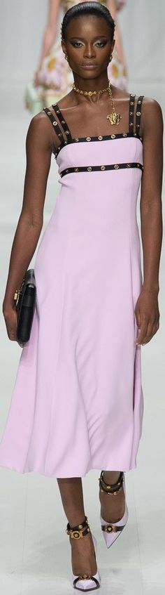 Versace Spring '18.