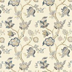 Sanderson - Roslyn Embroidery