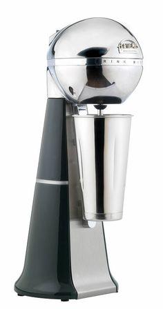 A-2001 Retro Grey Drink Mixer with inox cup. #grey