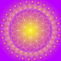 Mandala Healing Art Calendar for 2014