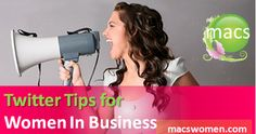 Twitter Tips for Business Women Apps For Bloggers, Twitter Tips, Growing Your Business, Business Women, Business Professional Women