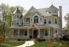Nice Victorian home