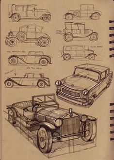Dynamic Sketching 2 homework - classic cars by Belvane on DeviantArt Dynamic Sketching 2 homework - classic cars by Belvane on DeviantArt<br> Car Drawings, Drawing Sketches, Pencil Drawings, Drawing Ideas, Sketching, Car Design Sketch, Car Sketch, Object Drawing, Industrial Design Sketch