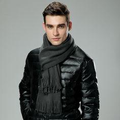 Мужские шарфы 2018-2019 года модные тенденции (78 фото): брендовые шарфы осень-зима, как модно повязать