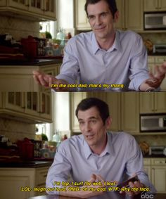 modern family memes | Modern Family: Why The Face - DAILYPOP.in