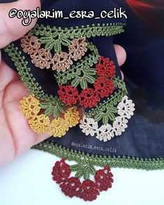 Hayırlı akşamlar herkese 🙋♀️💕 The Effective Pictures We Offer You About crochet earrings head bands A quality picture can tell you many things. Knitted Poncho, Knitted Shawls, Crochet Baby, Knit Crochet, Loom Patterns, Knit Shoes, Wedding Earrings, Sweater Design, Fingerless Gloves