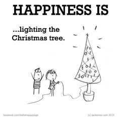 Happiness is the positive vibes the Christmas season bring. We wish you and your family a warm and blissful holiday!