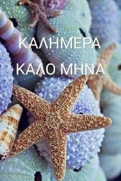 Kalimera - good month Greek Language, Good Morning Quotes, Greece, Beautiful Pictures, Decoupage, Motivational, June, Seasons, Gift
