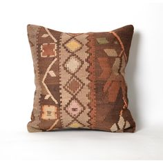 Handmade Pillow Bohemian Pillow Kilim Pillow Cover Aztec Decor Throw... (1.875 RUB) ❤ liked on Polyvore featuring home, home decor, throw pillows, decorative pillows, grey, home & living, home décor, handmade home decor, boho style home decor and gray throw pillows