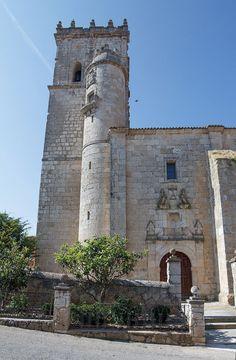 Iglesia de San Juan Bautista en Guzmán