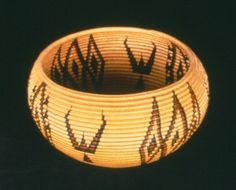 This is a picture of a basket used to transfer goods during the Columbian Exchange .