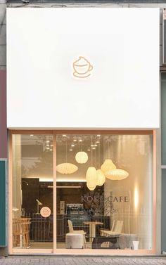 46 Ideas Flowers Shop Cafe Display For 2019 Design Shop, Flower Shop Design, Coffee Shop Design, Store Design, Shop Front Design, Cafe Interior Design, Cafe Design, Interior Decorating, Café Restaurant