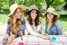 Reinvent a summer classic with @p.S.- I made this...' sun hat makeover! #PrettySavvySweeps #JeepCompass