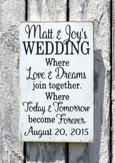Rustic Welcome Wedding Sign Personalized Wood Plaque Custom Colors Shower Gift Couples Names Date Wall Art Reclaimed Signs For Weddings