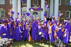 Lemoyne-Owen College, Graduation Day