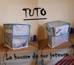 LA HOUSSE DE SURJETEUSE – Charlie pop[eline]